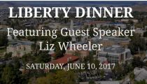 Learn how California can prosper again by attending the 11th Annual Liberty Dinner at Morongo Casino
