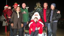 Murrieta: Festival of Trees in Town Square