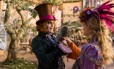 Mad Hatter meets Alice