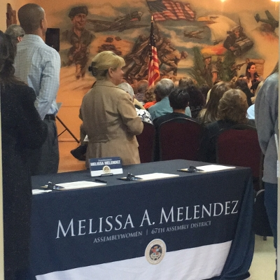 Melissa Melendez Coffee Talk